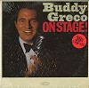 Buddy Greco - On Stage! -  Sealed Out-of-Print Vinyl Record