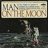 Roy Neal, NBC News - Man On The Moon -  Sealed Out-of-Print Vinyl Record
