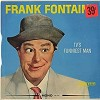 Frank Fontaine - TV's Funniest Man -  Sealed Out-of-Print Vinyl Record
