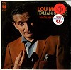 Lou Monte - Italian Style -  Sealed Out-of-Print Vinyl Record