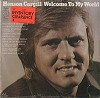 Henson Cargill - Welcome To My World -  Sealed Out-of-Print Vinyl Record