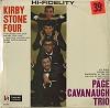 Kirby Stone Four/Page Cavanaugh Trio - Kirby Stone Four/Page Cavanaugh Trio -  Sealed Out-of-Print Vinyl Record