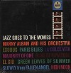Manny Albam and His Orchestra - Jazz Goes To The Movies -  Sealed Out-of-Print Vinyl Record