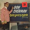 Don Sherman - Goes Back To College -  Sealed Out-of-Print Vinyl Record