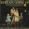 Richard Kiley and Julie Harris - Curtain Going Up -  Sealed Out-of-Print Vinyl Record