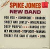 Spike Jones New Band - New Band -  Sealed Out-of-Print Vinyl Record