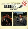 Original Soundtrack - Burkes Law -  Sealed Out-of-Print Vinyl Record