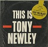 Anthony Newley - This Is Tony Newley -  Sealed Out-of-Print Vinyl Record