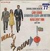 Original Soundtrack - Walk Don't Run -  Sealed Out-of-Print Vinyl Record