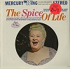 Sophie Tucker - The Spice Of Life -  Sealed Out-of-Print Vinyl Record