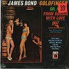 Danny Davis And His Orchestra - Music From 007 James Bond Motion Pictures -  Sealed Out-of-Print Vinyl Record