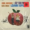 Lionel Barrymore, Kate Smith - Rip Van Winkle, Johnny Appleseed -  Sealed Out-of-Print Vinyl Record