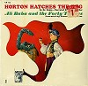Marvin Miller - Dr. Seuss - Horton Hatches The Egg -  Sealed Out-of-Print Vinyl Record