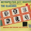 The Metropolitan Jazz Quartet - Great Themes From The Classics -  Sealed Out-of-Print Vinyl Record