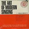 Carlo Menotti - The Art Of Modern Singing/2 LPs -  Sealed Out-of-Print Vinyl Record