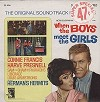 Original Soundtrack - When The Boys Meet The Girls -  Sealed Out-of-Print Vinyl Record