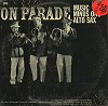 Music Minus One Alto Sax - On Parade -  Sealed Out-of-Print Vinyl Record