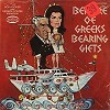 Bob Booker & George Foster - Beware Of Greeks Bearing Gifts -  Sealed Out-of-Print Vinyl Record