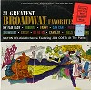 Milton Delugg - 51 Greatest Broadway Favorites -  Sealed Out-of-Print Vinyl Record