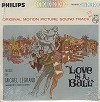Original Soundtrack - Love Is A Ball -  Sealed Out-of-Print Vinyl Record