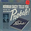 Norman Dacey - How To Avoid Probate/stereo -  Sealed Out-of-Print Vinyl Record
