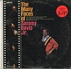 Sammy Davis Jr. - The Many Faces Of Sammy Davis Jr. -  Sealed Out-of-Print Vinyl Record