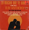 Ray Anthony - Lo Mucho Que Te Quiero -  Sealed Out-of-Print Vinyl Record