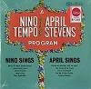 Nino Tempo And April Stevens - A Nino Tempo And April Stevens Program -  Sealed Out-of-Print Vinyl Record