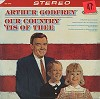 Aurthur Godfrey - Our Country Tis Of Thee -  Sealed Out-of-Print Vinyl Record