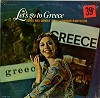 Various Artists - Let's Go To Greece -  Sealed Out-of-Print Vinyl Record
