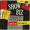 George Jessel - Showbiz - From Vaude to Video -  Sealed Out-of-Print Vinyl Record