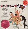 Original Soundtrack  - Run For Your Wife -  Sealed Out-of-Print Vinyl Record