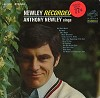 Anthony Newley - Newley Recorded -  Sealed Out-of-Print Vinyl Record