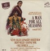 Original Soundtrack  - A Man For All Seasons -  Sealed Out-of-Print Vinyl Record