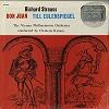 Krauss, Vienna Philharmonic Orchestra - Stauss: Don Juan, Till Eulenspiegel -  Sealed Out-of-Print Vinyl Record