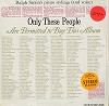 Ralph Strain - Only These People Are Permitted To Buy This Album -  Sealed Out-of-Print Vinyl Record
