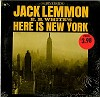 Jack Lemmon - Jack Lemmon Narrates E.B. White's Here Is New York -  Sealed Out-of-Print Vinyl Record
