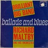 Richard Maltby - Brilliant Big Band Ballads And Blues -  Sealed Out-of-Print Vinyl Record