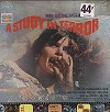 Original Soundtrack - A Study In Terror -  Sealed Out-of-Print Vinyl Record