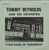 Tommy Reynolds - Your Band Of Tomorrow -  Sealed Out-of-Print Vinyl Record