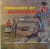 Sverre Kleven And Hans Berggren - Memories Of Norway -  Sealed Out-of-Print Vinyl Record