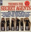The Agents - Themes For Secret Agents -  Sealed Out-of-Print Vinyl Record