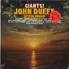 John Duffy - Giants! -  Sealed Out-of-Print Vinyl Record