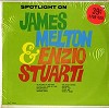 James Melton & Enzio Stuarti - Spotlight On James Melton & Enzio Stuarti -  Sealed Out-of-Print Vinyl Record