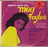 Meg Myles - Spotlight On Meg Myles In Passion In Paris -  Sealed Out-of-Print Vinyl Record