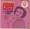 Fran Warren - A Thousand Strings -  Sealed Out-of-Print Vinyl Record