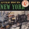 After Hours - New York -  Sealed Out-of-Print Vinyl Record