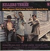 Original Soundtrack - Killers Three -  Sealed Out-of-Print Vinyl Record