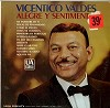Vicentico Valdes - Alegre Y Sentimental -  Sealed Out-of-Print Vinyl Record