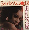 Sandra Alexandra - Warm And Wild -  Sealed Out-of-Print Vinyl Record